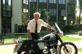 Il problema della moto è che ha due ruote