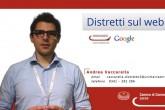 """Presentazione progetto  """"Distretti sul Web""""  Google Italia - Unioncamere"""