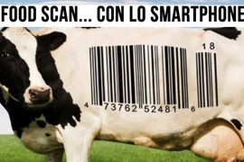 Bio in Italy - Food Scan da uno smartphone