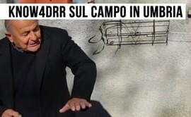 Il lavoro svolto in Umbria dai ricercatori e dalla Protezione Civile