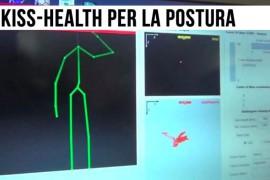 Kiss - Health, un laboratorio per studiare la postura dei bambini