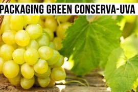 Packaging sostenibile per conservare meglio l'uva