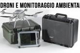 Droni, modelli 3d e realtà aumentata per preservare il territorio