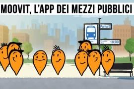 Moovit, la app per chi usa i mezzi di trasporto pubblici