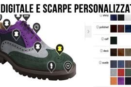 Scarpe personalizzate: disegnate da te, create da artigiani italiani