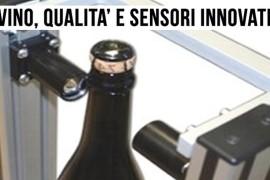 L.Sensor.CO2, il sistema che monitora la qualità del vino a bottiglia chiusa