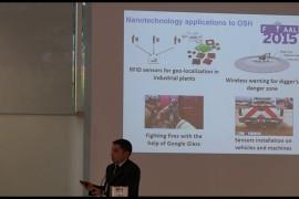 Applicazioni nanotecnologiche per la sicurezza sul lavoro