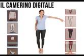 Il camerino virtuale per i negozi di abbigliamento del futuro