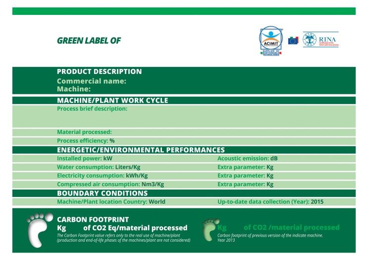 Layout Targa Verde