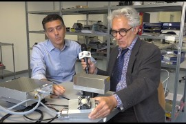 Sorgenti laser a stato solido di ridotte dimensioni: un'eccellenza italiana