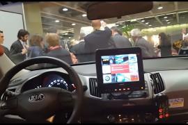 V.I.S.T.A.: l'auto intelligente della polizia per la sicurezza urbana