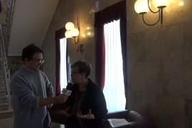TRIWU Life Tech Forum, Genova 2016 - Intervista a Annamaria Di Ruscio