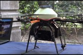 Droni e satelliti per il monitoraggio ambientale