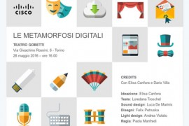 Metamorfosi digitali