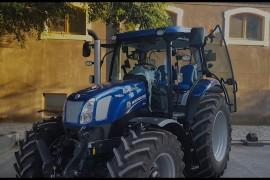 Come è fatto un trattore del Terzo Millennio? Così!