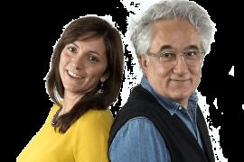 Chiara Albicocco e Federico Pedrocchi