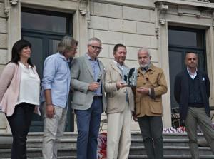 Premiazione di Fernando Caruncho