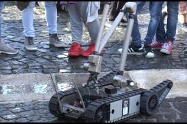 Tute e robot anti-bombe