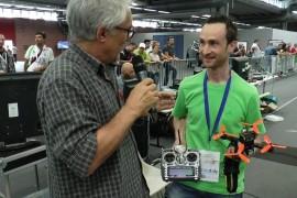 droni in pista def