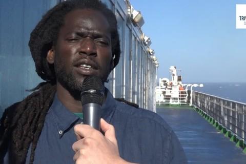 Facce da BoatCamp2017: Modou Gueye