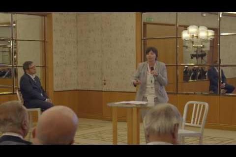 Industry 4.0: qual è l'impatto su società, lavoro e istruzione? Maria Chiara Carrozza al #BipFF17