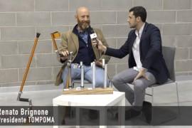 """TOMPOMA: la """"stampella"""" del futuro"""