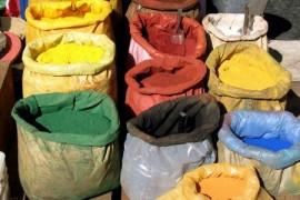 pigmenti per la colorazione