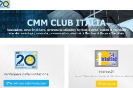 """CMM Club Italia: alla scoperta delle """"macchine cartesiane"""""""