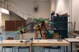 Un drone più flessibile