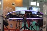 Un simulatore di volo che apre le porte all'industria 4.0
