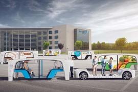 Automobile futuro Snap