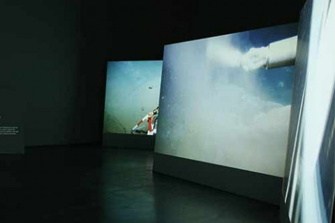 Armin Linke: OCEANS. Dialoges between ocean floor and water column2017