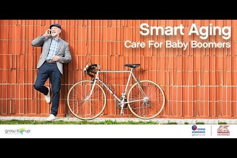 #CallForGrowth | Smart Aging