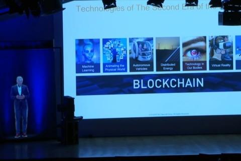 Visionary talk about digital transformation