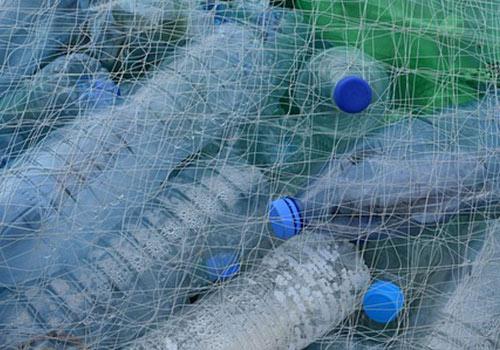 plastiche per le bottiglie