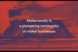 Makerversity: Factory on Thames