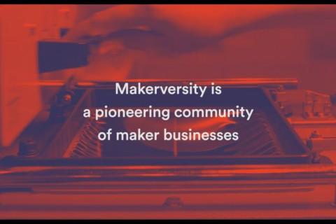 Makerversity: Factory on Thames