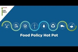 Food Policy Hot Pot   Conferenza Stampa