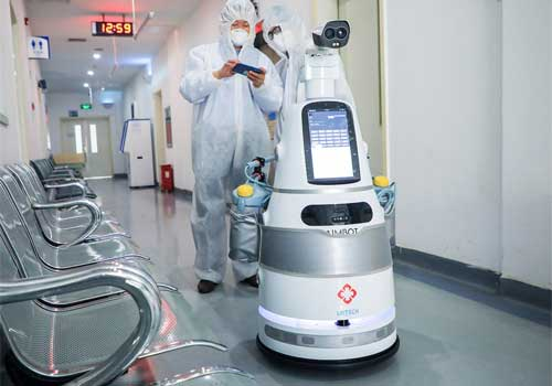 robot_ospedale