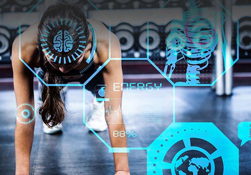 Open innovation sport tech