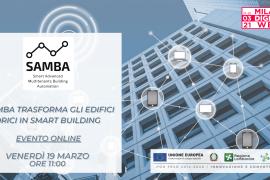 SAMBA trasforma gli edifici storici in Smart Building(1)