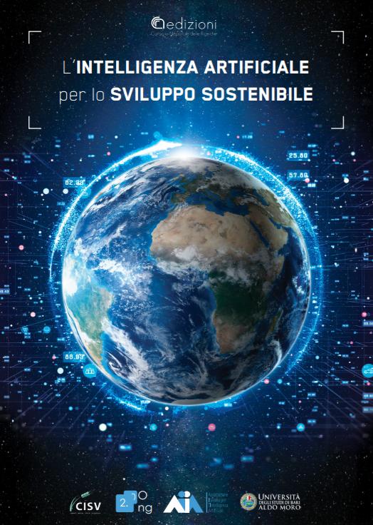 Copertina libro_L'Intelligenza Artificiale per lo Sviluppo Sostenibile