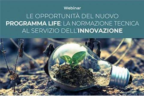 Programma LIFE e normazione