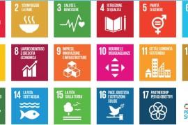 17 obiettivi per lo sviluppo sostenibile